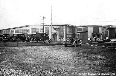 Pioneer Plant in Burlington, N.C.